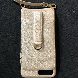 Phone cross body case